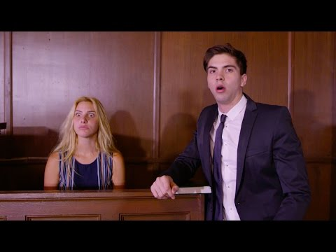Courthouse Chaos | Lele Pons, RiceGum, GloZell Green, Anwar Jibawi & Mister V