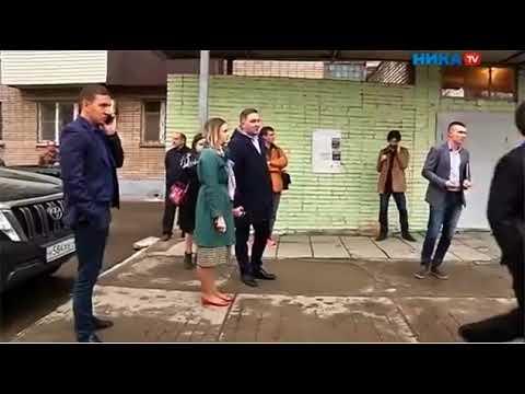 ТРК «НИКА», Практическое занятие по управлению многоквартирными домами в городе Обнинске Калужской области