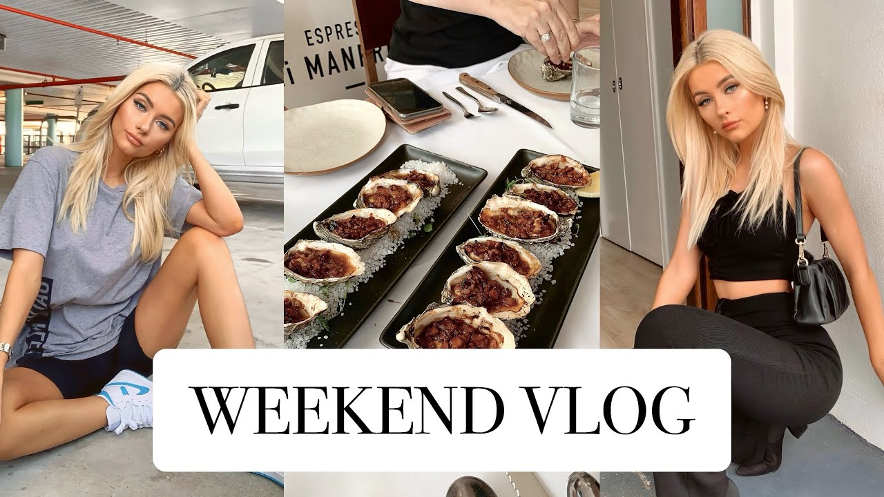 WEEKEND IN THE LIFE | life update, a trip to the Sunshine Coast