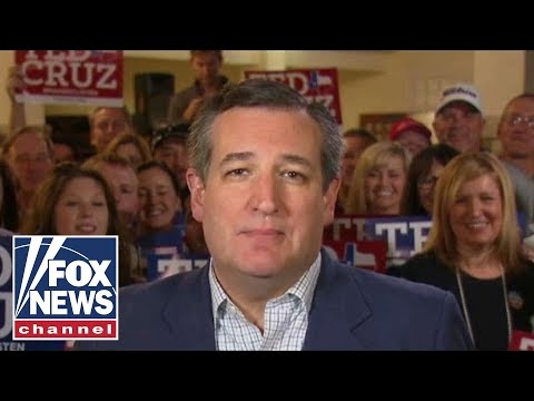 Exclusive: Ted Cruz on fight to hold off Beto O'Rourke