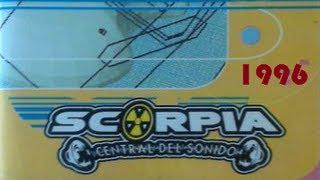Scorpia Central del Sonido - Cinta Promocional [Cinta-1996]