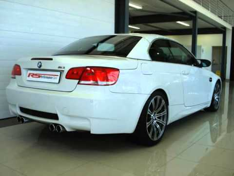 2009 Bmw M3 Convertible M Dct M Dynamic Auto For Sale On Auto Trader