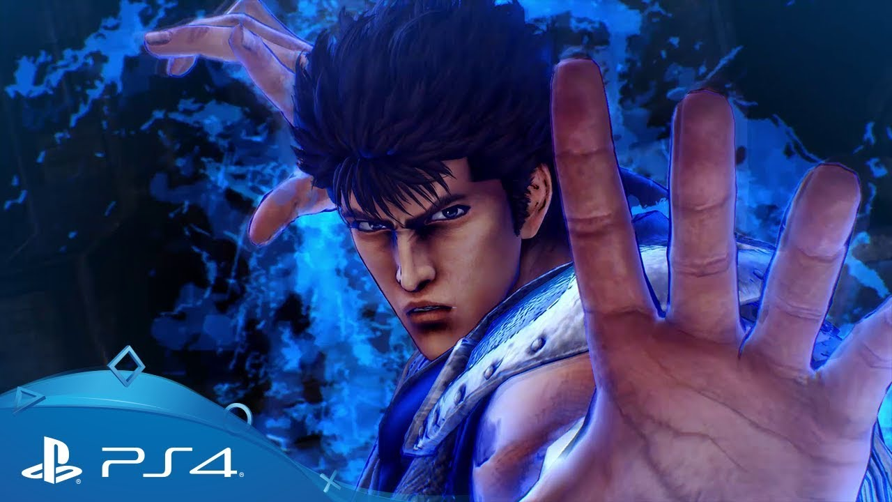 Fist of the North Star: Lost Paradise   E3 2018 Announcement Trailer   PS4