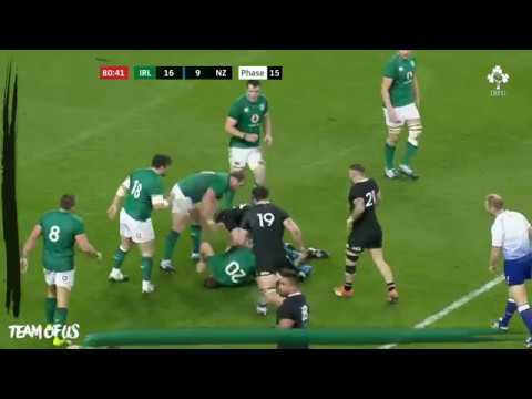 Irish Rugby TV: Ireland v New Zealand Highlights