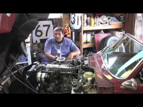 Dieseling - How to clean out your carburetor