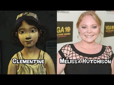 Characters and Voice Actors - The Walking Dead Game Season 1 (Updated)