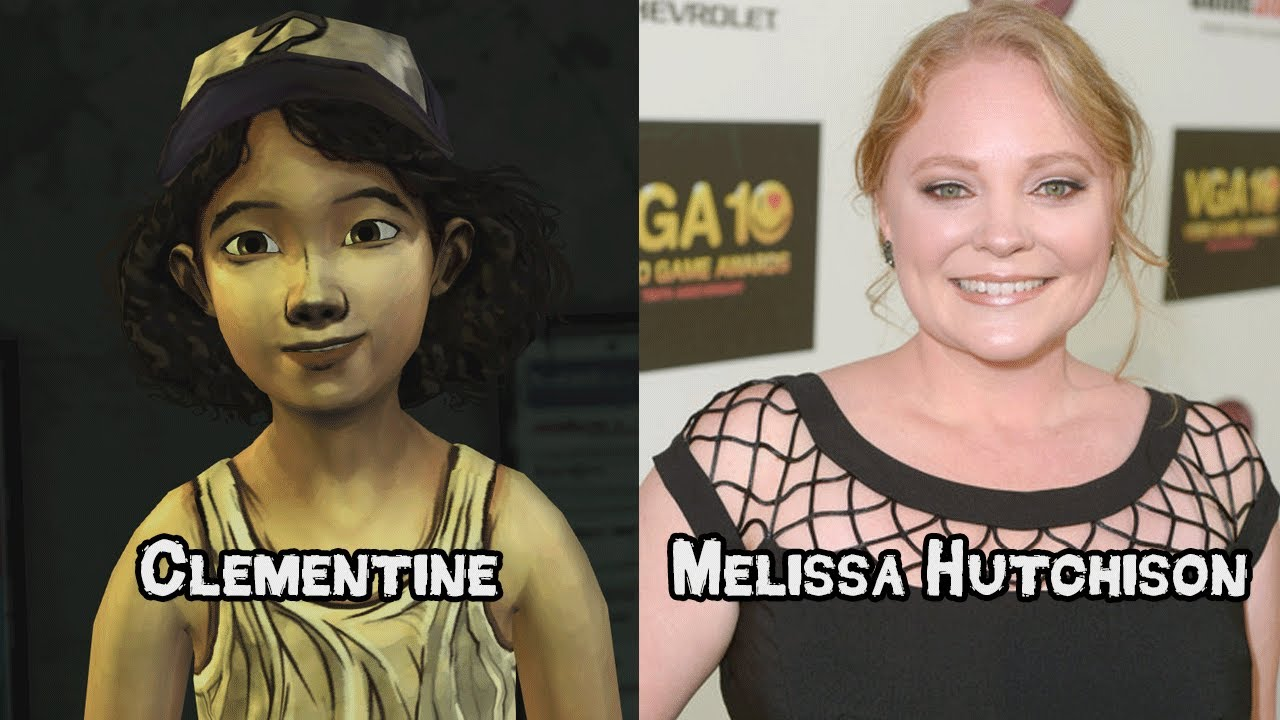Characters and Voice Actors - The Walking Dead Game Season ...