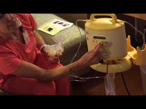 Utilizing a Breast Pump