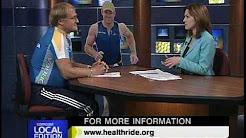 Pennsylvania Health Ride battling Childhood Obesity- Andy and Roy Baldwin