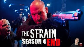 FX's The Strain to End with Season 4!