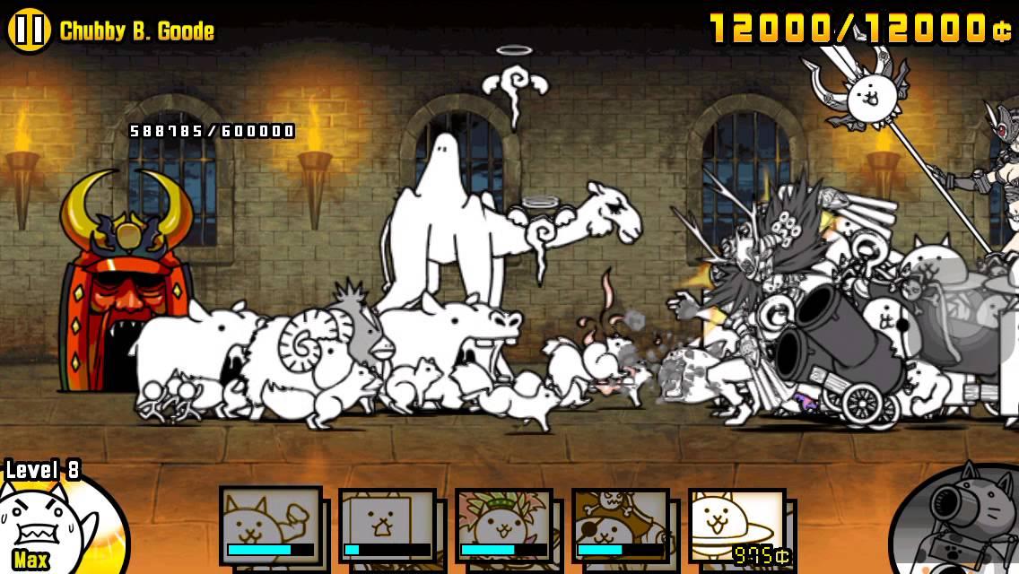 Battle Cats Stories Of Legend Not Working