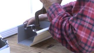 Tips for installing Amerimax Home Products 5 in. Hidden Hanger with Screw 5/16/13 .mpg