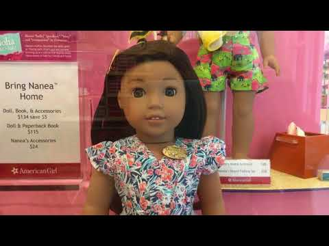 HUGE AMERICAN GIRL RELEASE~ Nanea Mitchell, Beforever, Truly Me And More!!!