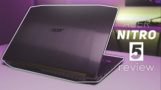 Acer Nitro 5 Review 2018! - Best Gaming Laptop Under $700!