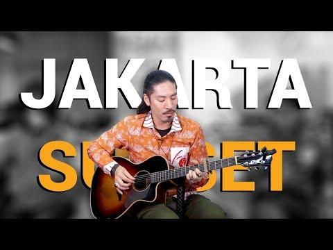 Hiroaki Kato - Jakarta Sunset | KASKUSTIKAN