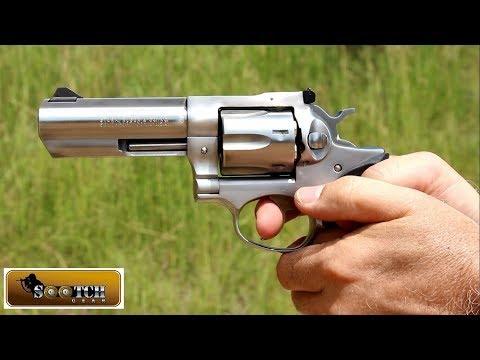 Ruger GP100 Revolver 357 Magnum Review