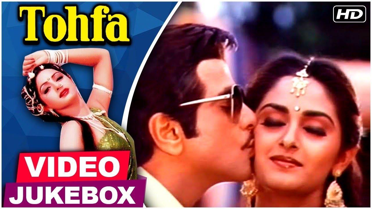 Tohfa Movie Songs |  Jeetendra, Sri Devi, Jaya Prada | Bappi Lahari | Sri Devi Hits |Jaya Prada Hits