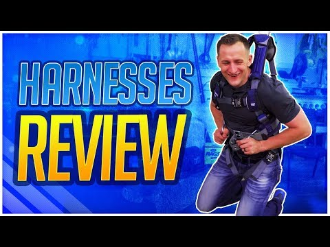 Exofit Harness VS Safety Harnesses From Amazon Comparison