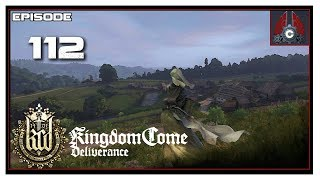 Let's Play Kingdom Come: Deliverance With CohhCarnage - Episode 112