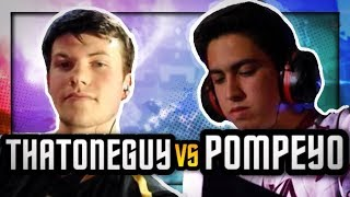 PRO vs PRO | Pompeyo vs ThatOneGuy | MUST-WATCH Best of 5 Showdown!