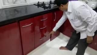 Modular kitchen and wardrobes service Hyderanad