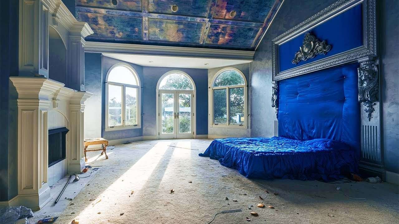 ABANDONED $3,500,000 Politicians Mansion Found Gold With Everything Left Inside