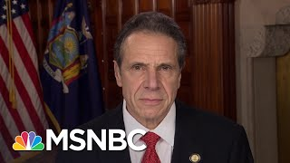 Governor Cuomo Gives Updates On Coronavirus In New York | Katy Tur | MSNBC