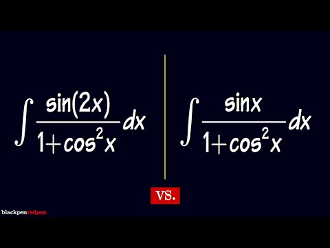 fun integral battle#1: thank you trig identities