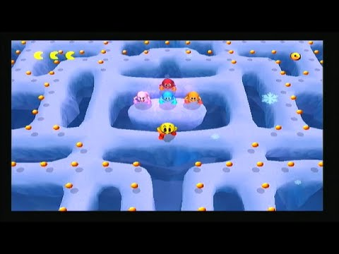 Pac Man World 2 PS2 Gameplay