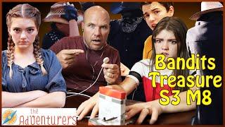 Do Not Tell! Bandits Treasure S3 M8