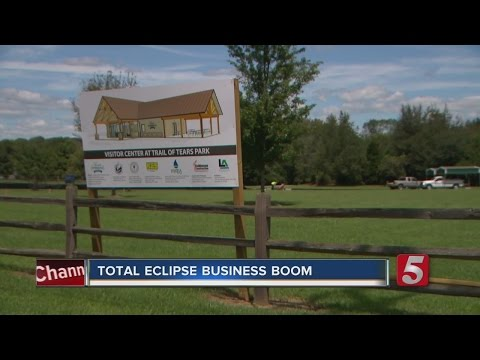 Hopkinsville Expects Millions Of Dollars From 2017 Solar Eclipse