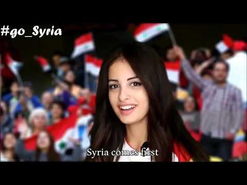 #Go_Syria - Russia 2018 World Cup - Syria Near to Qualification - Syria_Qatar Goals