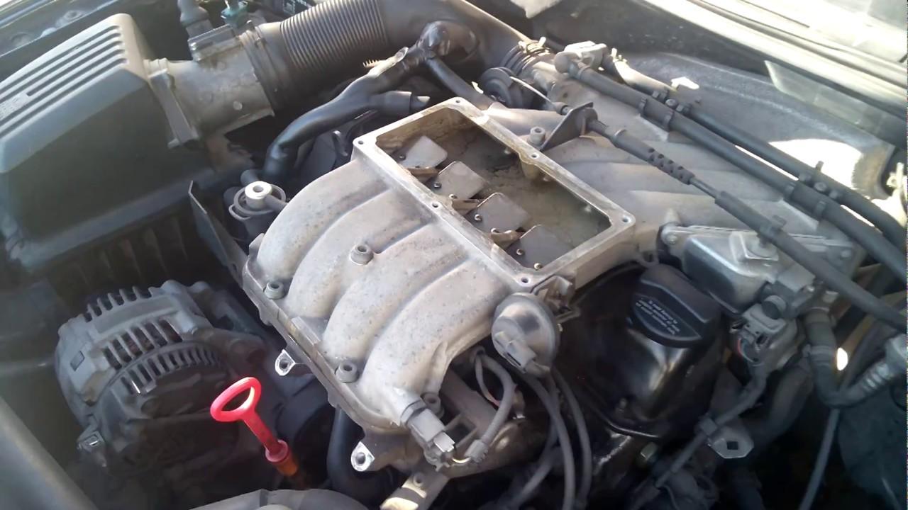 VW Golf MK3 GT  1.6L 8v - Open Variable Intake Manifold