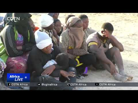 UN assisting thousands of migrants in Libyan smuggling hub