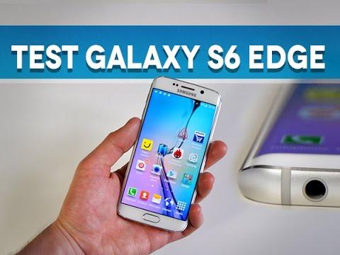 Test du Samsung Galaxy S6 Edge - par Test-Mobile.fr