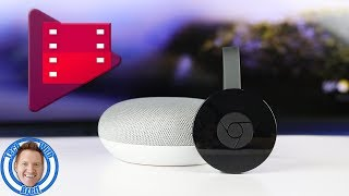 Play Google Play Movies from Google Home to your Chromecast