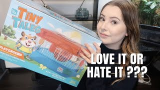 TINY TALES Playground Cage Review! | Brutally Honest...