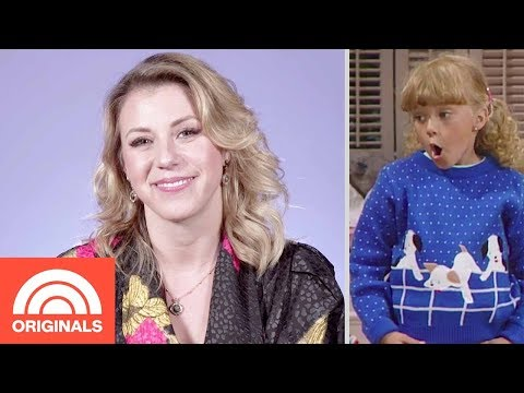 'Fuller House' Star Jodie Sweetin On What Kind Of Mom Stephanie Will Be | TODAY ORIGINALS