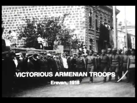 The First Republic Of Armenia May 28 1918