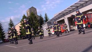Flash mob | Pompiers de Nuits-Saint-Georges