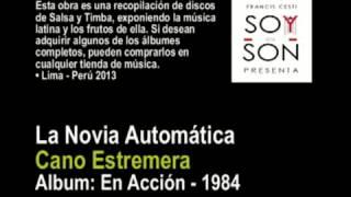Cano Estremera   La Novia Automática 1984