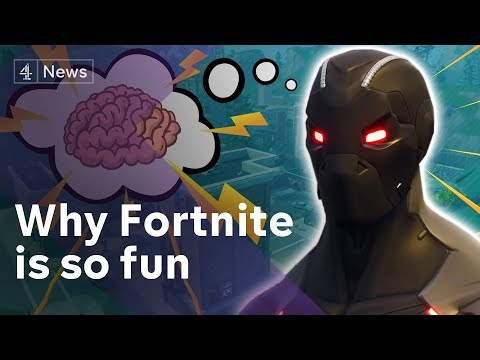 Fortnite: What Happens To Your Brain When You Play