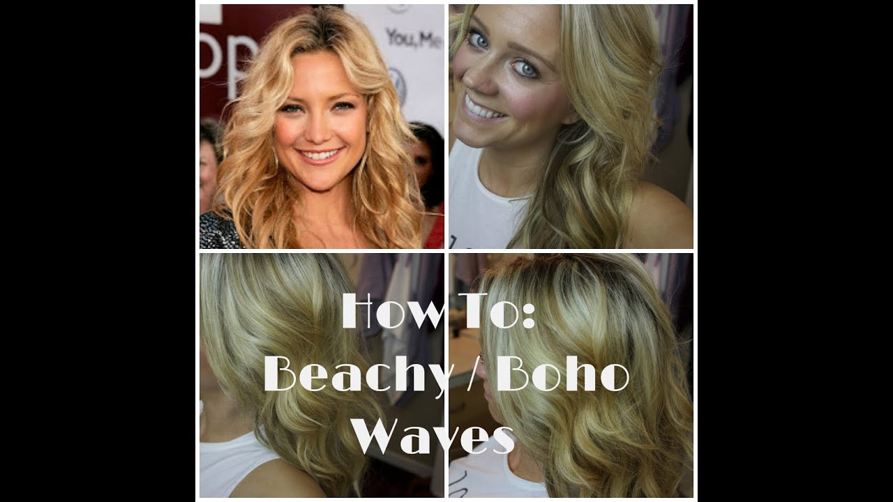 Get Kate Hudson's BohoWaves