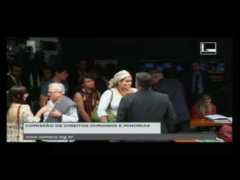 DIREITOS HUMANOS E MINORIAS - Reunião Deliberativa - 01/06/2016 - 14:40