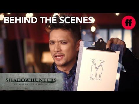 shadowhunters-|-behind-the-scenes-season-2:-cast-designs-their-own-runes-|-freeform