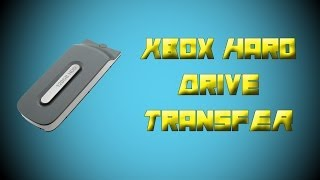 How to Transfer Data from one Xbox 360 Hard Drive to Another (No Disc Required) - 2014 [HD]