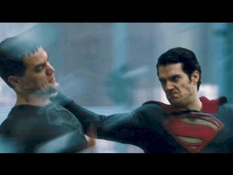 Kal-El vs General Zod [PART 2] | Man of Steel