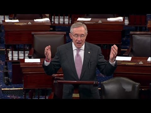 Reid: Boehner running  'dictatorship' on fiscal...