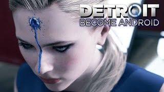 Detroit Become Human Gameplay German #23 - Keine Emotionen