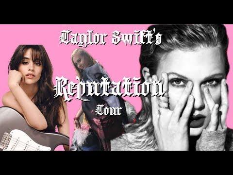 Taylor Swift London Reputation Tour Vlog & HUGE Merch Haul & MERCH LOOKBOOK